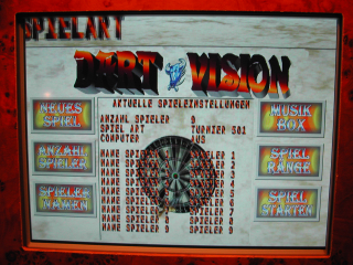 Dart-Vision-Spieloption